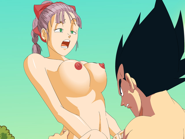 dragonball sex games