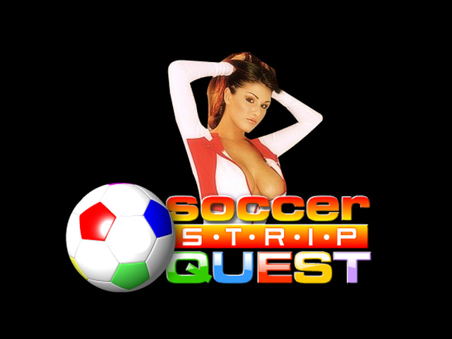 Soccer strip quest