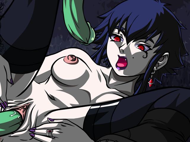 Twilight Porn – Umeko vampire gangbang