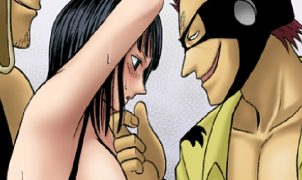 Nico Robin Sex Rape