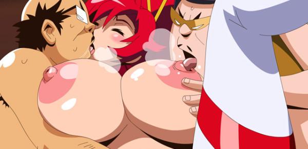 yoko littner hentai porn