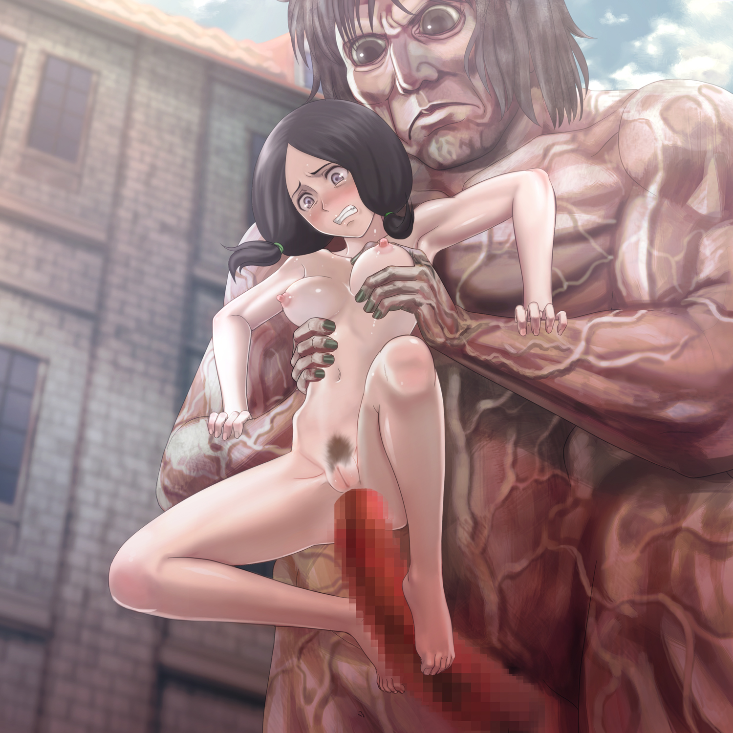 Attack On Titan Porn