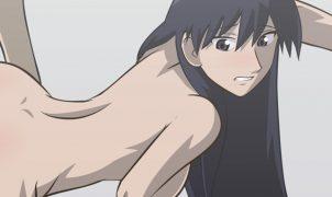 sakaki first anal sex