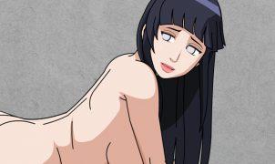 hinata hentai doggystyle