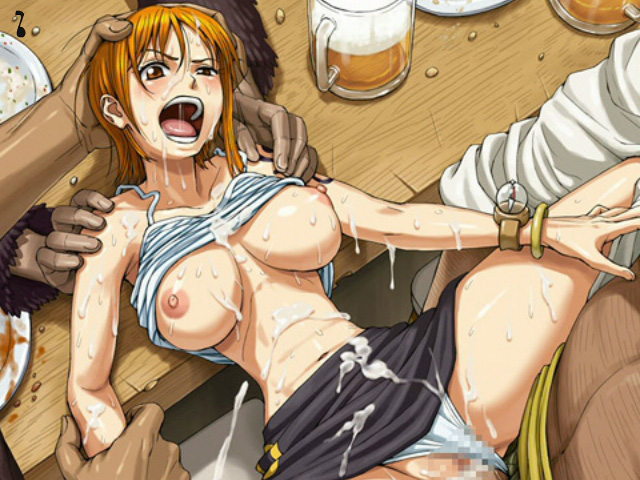 porn hentai One piece