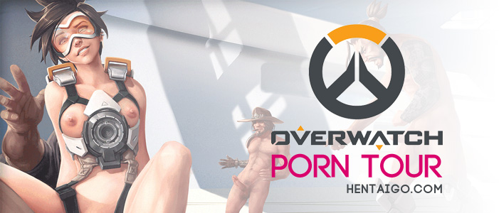 overwatch porn tour hentaigo