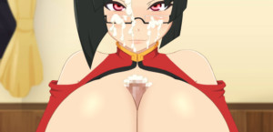 Blazblue Litchi Faye-Ling sex