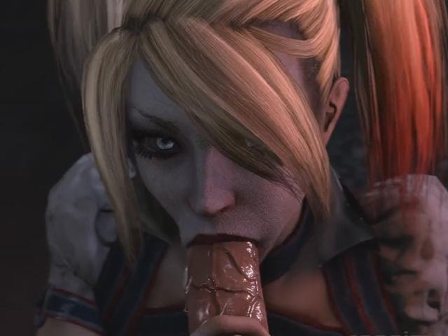 Harley Quinn Dirty Talk Asmr