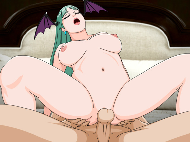 morrigan hentai fuck game