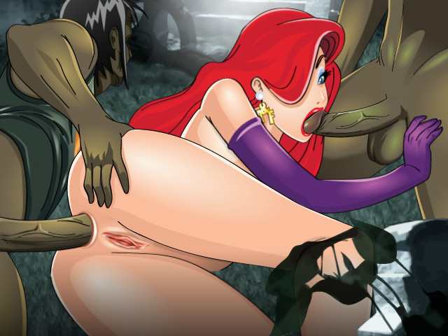jessica rabbit gang bang rape