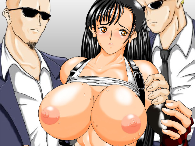 tifa big tits abuse