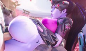 overwatch fatale 3d anal fuck