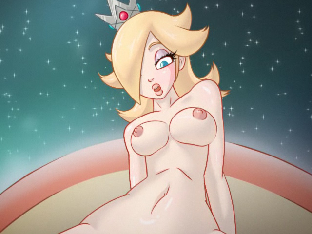 rosalina sex with mario