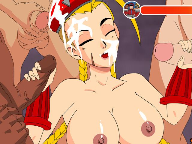 Cammy White rape by shadaloo