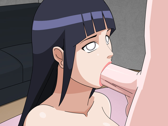 Hinata super blowjob