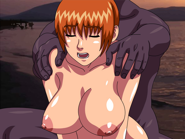 Kasumi rape on the beach