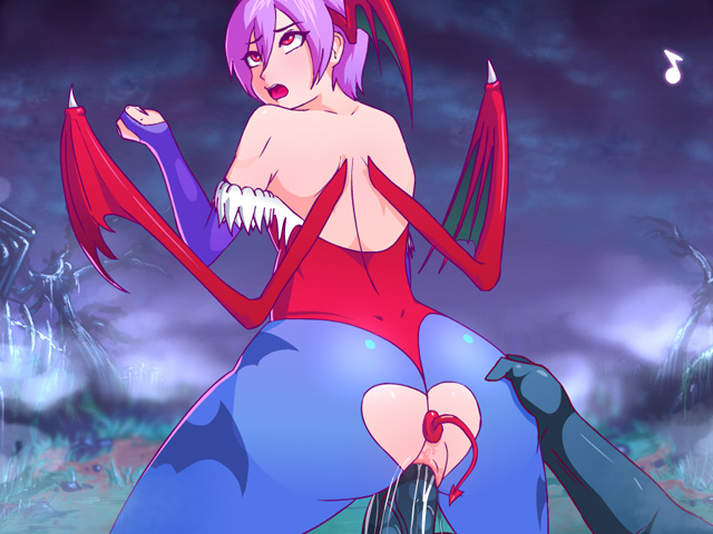 Lilith Darkstalkers hentai – Fuccubus