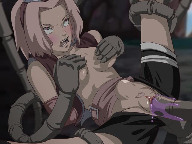 sakura haruno hentai game