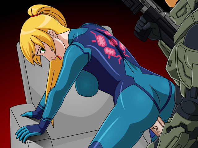 from Miguel zero suit samus get fucked naked