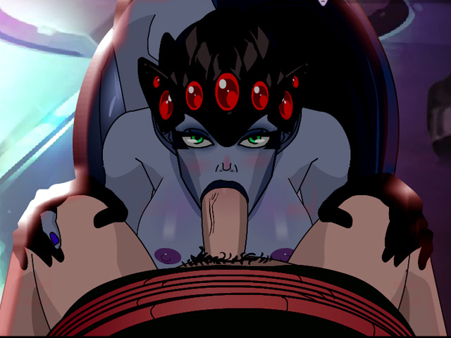 Widow s nest: Widowmaker pov porn sex